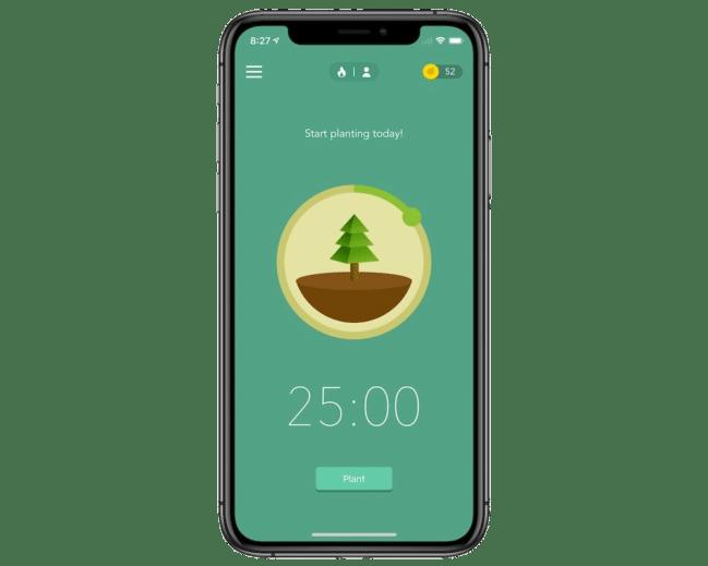 Main screen aplikacije