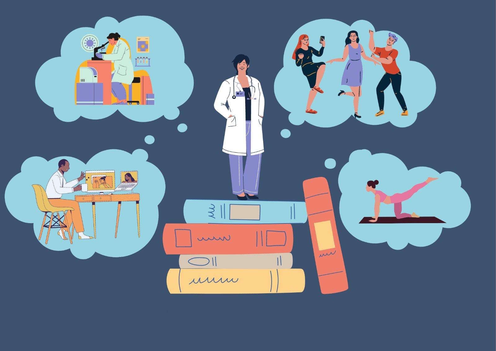 Društveni život studenta medicine – postoji li?